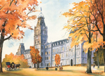 The Parliament in the Fall