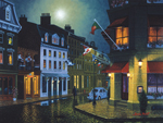 Night in Old Montreal