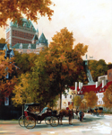 Autumn in Quebec